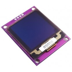 "Moduł ZIO QWIIC OLED DISPLAY 1,5"" 128x128 - AmexLab.com.pl"
