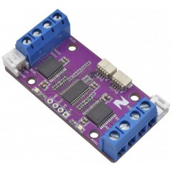 Moduł ZIO QWIIC 4 DC MOTOR CONTROLLER 2.5 TO 13.5V 1.2A CONTINUOUS 3.2A PEAK - AmexLab.com.pl